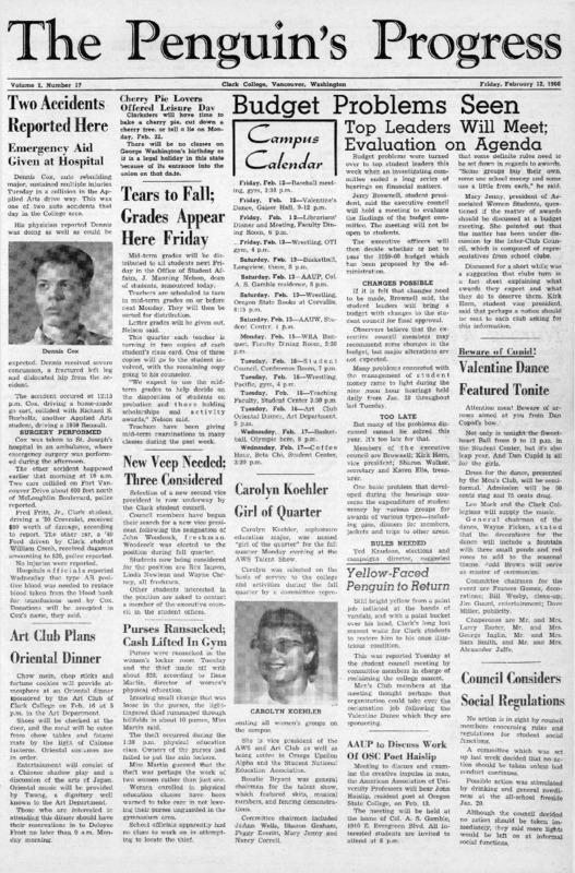 The Penguin's Progress Volume 2 No. 17 February 12, 1960.pdf