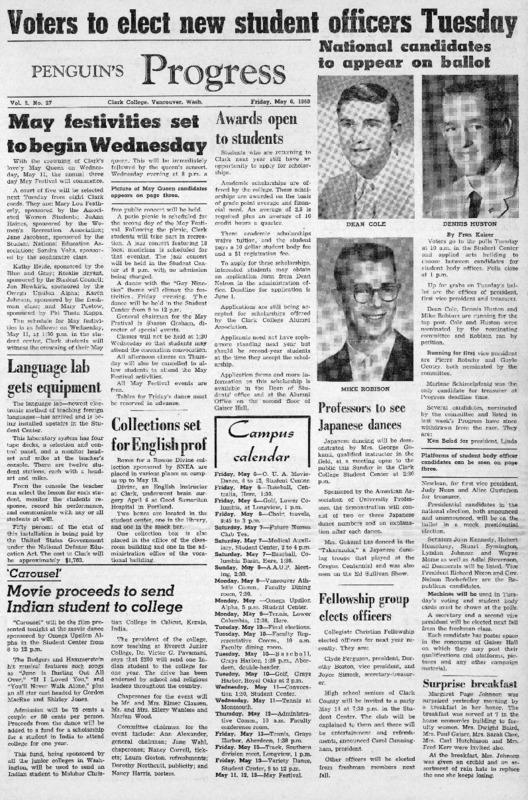 The Penguin's Progress Volume 2 No. 27 May 6, 1960.pdf